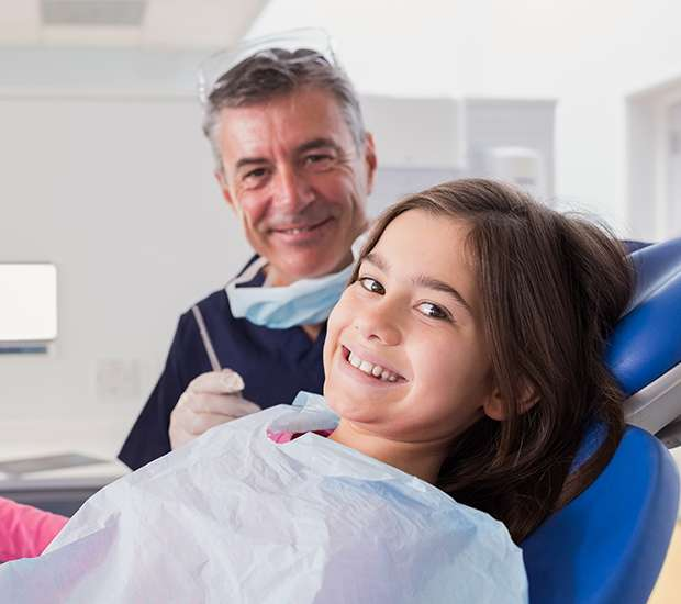 Lake Forest Pediatric Dentist